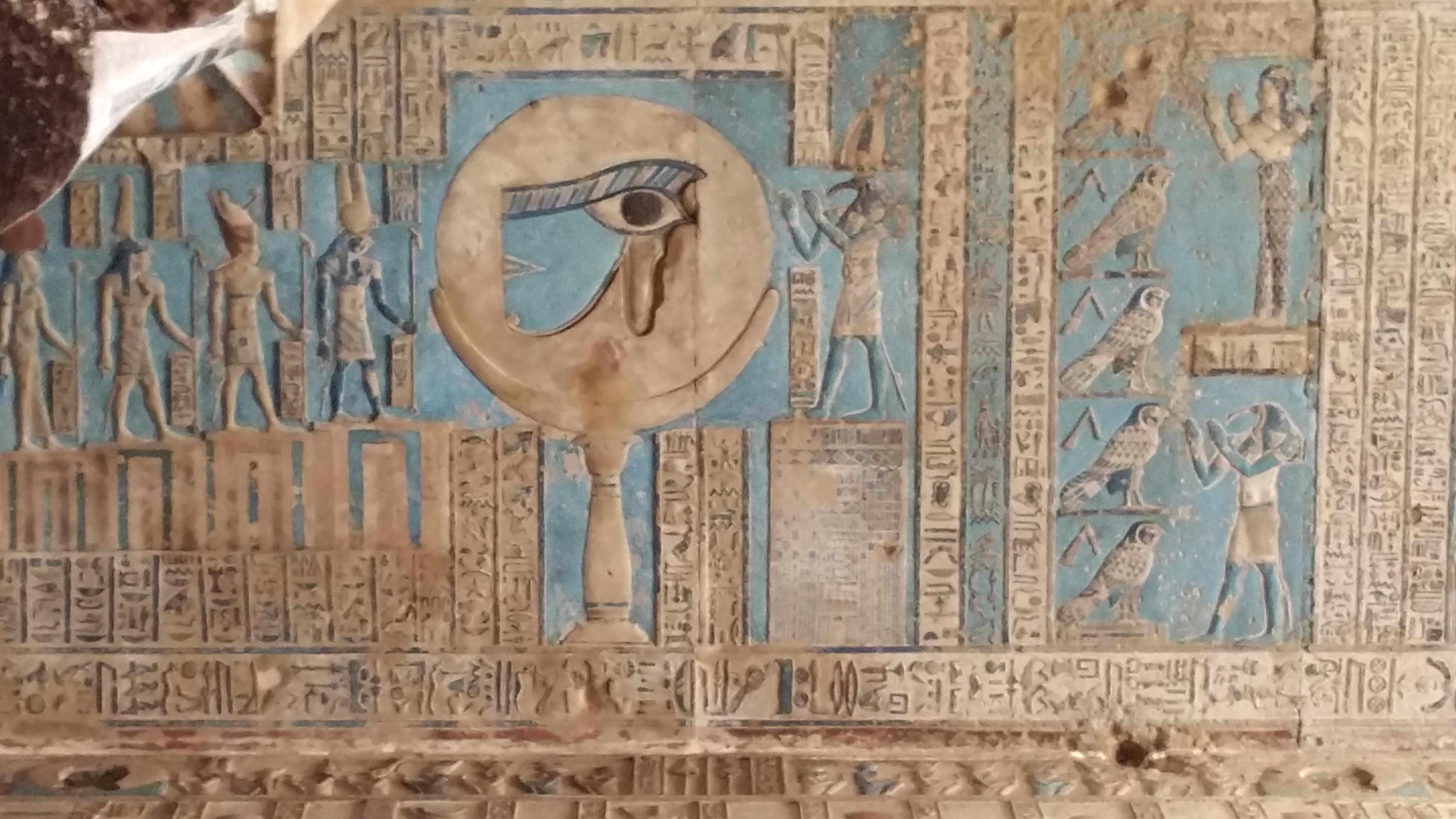 Ägypten-das Land der Pharaonen…5 Abydos/Dendera