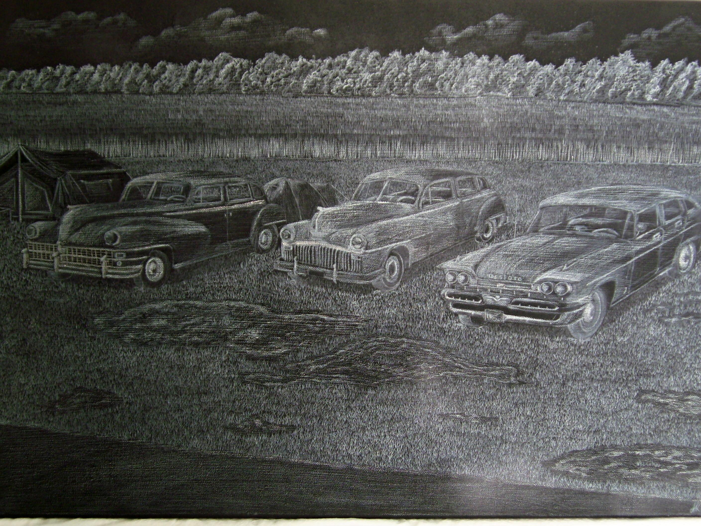 American Dream´s/ 50 x 70 cm